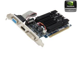 GIGABYTE GV-N610D3-2GI GeForce GT 610 2GB 64-Bit DDR3 PCI Express 2.0 x16 HDCP Ready Low Profile Video Card