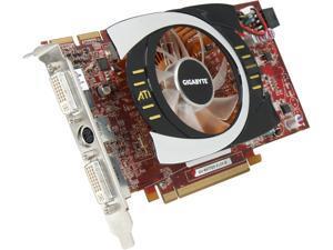 GIGABYTE Radeon HD 4770 DirectX 10.1 GV-R477D5-512H-B 512MB 128-Bit GDDR5 PCI Express 2.0 x16 HDCP Ready CrossFireX Support Video Card