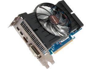 GIGABYTE Radeon HD 7770 DirectX 11 GV-R777OC-1GD 1GB 128-Bit GDDR5 PCI Express 3.0 x16 HDCP Ready CrossFireX Support Video Card