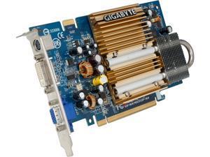 GIGABYTE GeForce 7600GS GV-NX76G512P-RH Video Card