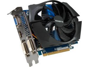 GIGABYTE GeForce GT 740 GV-N740D5OC-2GI Video Card