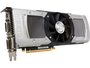 GIGABYTE GeForce GTX 690 DirectX 11.1 GV-N690D5-4GD-B 4GB 512-Bit DDR5 PCI Express 3.0 Video Card