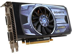 GIGABYTE GeForce GTX 460 (Fermi) DirectX 11 GV-N460D5-768I-B 768MB 192-Bit GDDR5 PCI Express 2.0 x16 HDCP Ready SLI Support Video Card