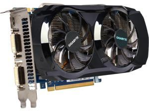 GIGABYTE GeForce GTX 460 (Fermi) DirectX 11 GV-N460UD-1GI 1GB 256-Bit GDDR5 PCI Express 2.0 Video Card