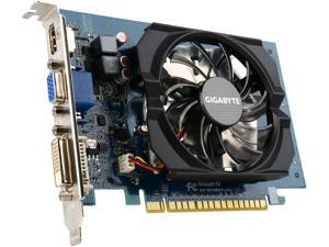 GIGABYTE GeForce GT 730 DirectX 11.2 GV-N730D5-2GI REV2.0 2GB 64-Bit GDDR5 PCI Express 2.0 x 8 HDCP Ready ATX Video Card