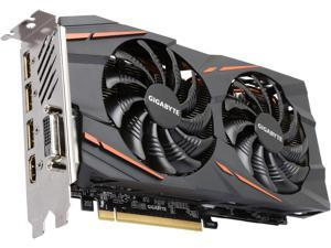 GIGABYTE Radeon RX 480 DirectX 12 GV-RX480G1 GAMING-8GD 8GB 256-Bit GDDR5 PCI Express 3.0 x16 ATX G1 Gaming 8G Video Card