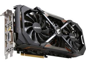 Gigabyte AORUS GeForce GTX 1080 Ti DirectX 12 11GB 352-Bit GDDR5X ATX Video Card