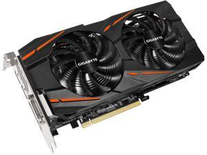GIGABYTE Radeon RX 580 DirectX 12 GV-RX580GAMING-4GD 4GB 256-Bit GDDR5 PCI Express 3.0 x16 ATX Video Card