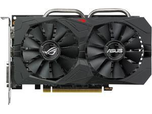 ASUS ROG Strix Radeon RX 560 4GB Gaming GDDR5 DP HDMI DVI AMD Graphics Card (ROG-STRIX-RX560-4G-GAMING)