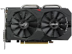 ASUS ROG Strix Radeon RX 560 O4G EVO Gaming OC Edition GDDR5 DP HDMI DVI AMD Graphics Card (ROG-STRIX-RX560-O4G-EVO-GAMING)