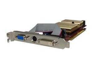MSI GeForce 6200TC NX6200TC-TD128ELF Low Profile Video Card