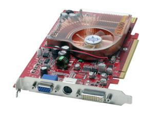 MSI Radeon X800 RX800-TD128E Video Card