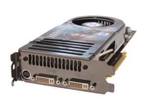 MSI NX8800GTX-T2D768E GeForce 8800GTX 768MB 384-bit GDDR3 PCI Express x16 HDCP Ready SLI Supported HDCP Video Card