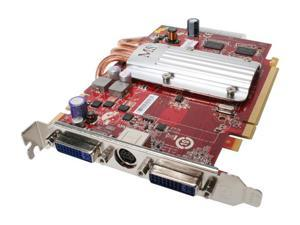 MSI RX2600XT-T2D512EZ Radeon HD 2600XT 512MB 128-bit GDDR3 PCI Express x16 HDCP Ready CrossFire Supported Silent Heat Pipe Video Card