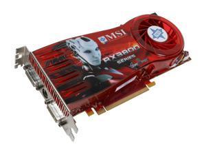 MSI Radeon HD 3870 RX3870-T2D512E OC Video Card