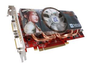 MSI GeForce 8800 GT NX8800GT 512M OC Video Card