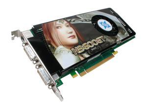 MSI GeForce 9600 GT N9600GT-T2D512 OC Video Card