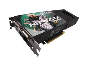 MSI GeForce GTX 295 N295GTX-M2D1792 Video Card