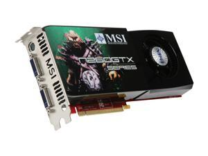 MSI GeForce GTX 260 N260GTX-T2D896-OCv2 Video Card