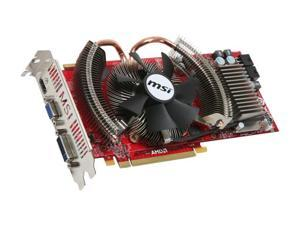 MSI Radeon HD 4870 DirectX 10.1 R4870-MD1G 1GB 256-Bit GDDR5 PCI Express 2.0 x16 HDCP Ready CrossFireX Support Video Card