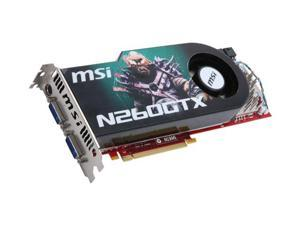 MSI GeForce GTX 260 N260GTX-T2D896-OCv4 Video Card