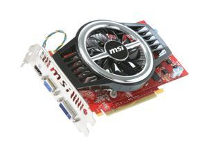 MSI GeForce 9800 GT N9800GT-MD1G Video Card