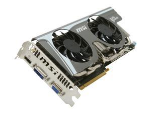 MSI GeForce GTX 275 N275GTX Lightning Video Card