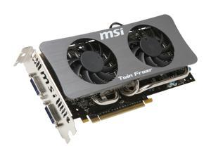 MSI GeForce GTS 250 N250GTS TwinFrozr 1G OC Video Card