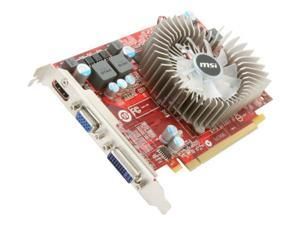MSI Radeon HD 4670 R4670-MD512 Video Card
