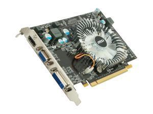 MSI GeForce GT 240 N240GT-MD1G Video Card