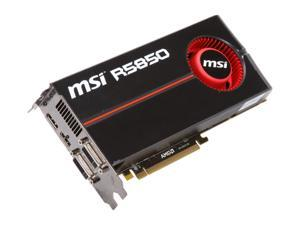MSI Radeon HD 5850 R5850-PM2D1G OC Video Card