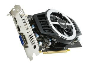 MSI Radeon HD 5770 DirectX 11 R5770-PMD1G 1GB 128-Bit GDDR5 PCI Express 2.0 x16 HDCP Ready CrossFireX Support Video Card