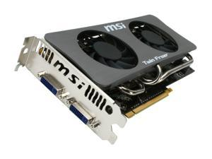 MSI GeForce GTS 250 N250GTS Twin Frozr 1G Video Card