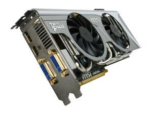 MSI Radeon HD 5870 R5870 Lightning Video Card