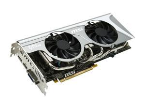 MSI Radeon HD 5830 R5830 Twin Frozr II Video Card w/ Eyefinity