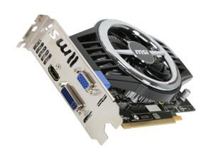 MSI Radeon HD 5750 R5750-MD1G Video Card