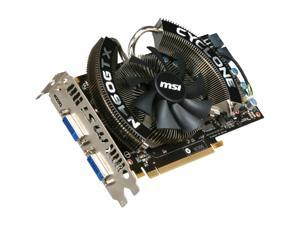 MSI GeForce GTX 460 (Fermi) N460GTX Cyclone 768D5/OC Video Card