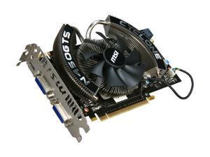 MSI GeForce GTS 450 (Fermi) DirectX 11 N450GTS CYCLONE 1GD5/OC 1GB 128-Bit GDDR5 PCI Express 2.0 x16 HDCP Ready SLI Support Video Card