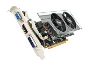 MSI Radeon HD 5670 R5670-PD512 Video Card with Eyefinity