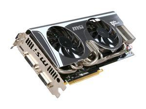 MSI GeForce GTX 480 (Fermi) N480GTX Twin Frozr II Video Card