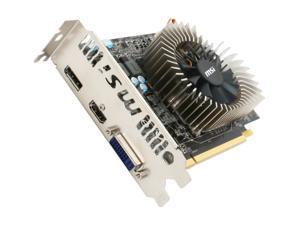 MSI Radeon HD 5670 R5670-PMD1G OC Video Card