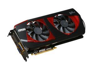 MSI GeForce GTX 480 (Fermi) N480GTX Lightning Video Card