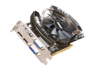 MSI Radeon HD 6850 R6850 Cyclone PE/OC Video Card with Eyefinity