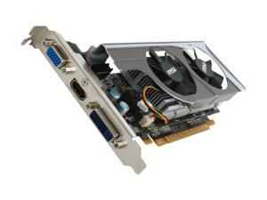 MSI GeForce GT 440 (Fermi) N440GT-MD1GD3/LP Video Card
