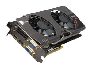 MSI GeForce GTX 580 (Fermi) N580GTX Lightning Video Card