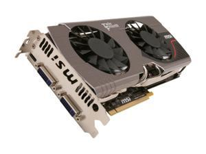 MSI GeForce GTX 570 (Fermi) N570GTX Twin Frozr III PE/OC Video Card