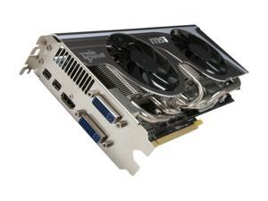 MSI Radeon HD 6950 R6950 Twin Frozr II Video Card with Eyefinity