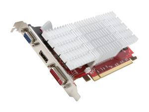 MSI Radeon HD 5450 R5450-MD512D3H/LP Video Card