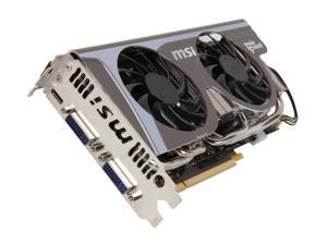 MSI GeForce GTX 560 Ti (Fermi) N560GTX-Ti Twin Frozr II 2GD5/OC Video Card