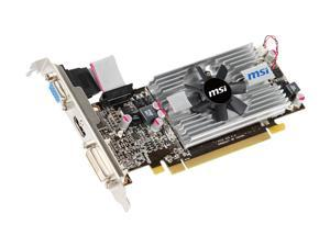 MSI Radeon HD 6570 R6570-MD1G/LP Video Card